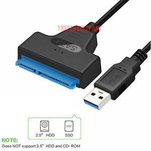 USB-3-0-to-2-5-034-SATA-III-Hard-Drive-Adapter-Cable-UASP-SATA-to-USB3-0-Converter