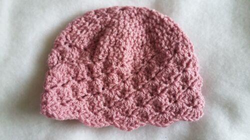 New crochet hats 3-6 months