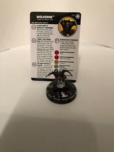 WOLVERINE # 054 Fantastic Four Heroclix Marvel Super Rare