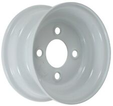 One new 5-3/8 x 8 4 Hole Boat Trailer Wheel Rim for 16.5x6.5-8 tire