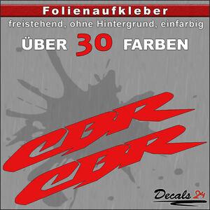 2er-SET-CBR-Sponsoren-Folienaufkleber-Auto-Motorrad-30-Farben-15cm