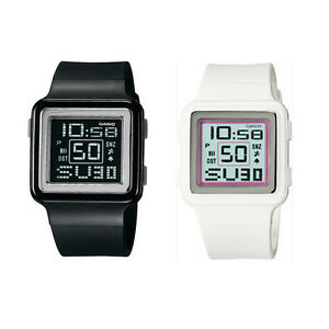 Orologio-digitale-donna-CASIO-POPTONE-WORLD-TIME-2-COLORI-ldf20-UK-Venditore