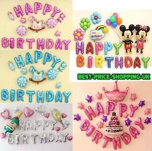 16-034-MULTI-COLOUR-BEST-BALLOON-Alphabet-Letter-Happy-Birthday-Party-Foil-Baloons