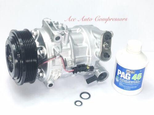 2017-2018 Chevrolet Cruze 1.4L Reman A//C compressor 39133197 39038560