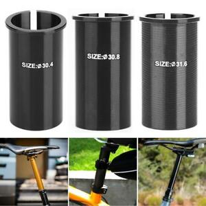 1pc Bicycle Seat Post Shim Tube Sleeve Adapter 27.2 to 30.4mm//30.8mm//31.6 SG