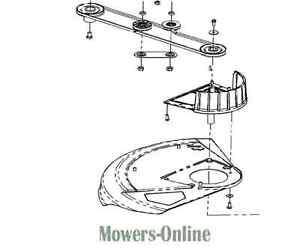 dr replacement trimmer mower belt dr310881 premier premier. Black Bedroom Furniture Sets. Home Design Ideas