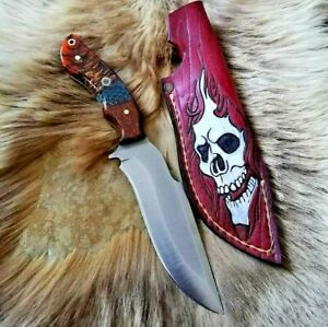 Outdoor Survival Combat Fixed blade Collector's Rambo Tactical Hunting Knives ni