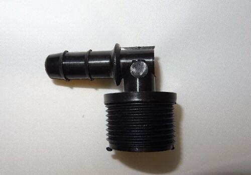 """16mm SPINATO IRRIGAZIONE GOMITO MASCHIO 3//4 /""""BSP thread"""