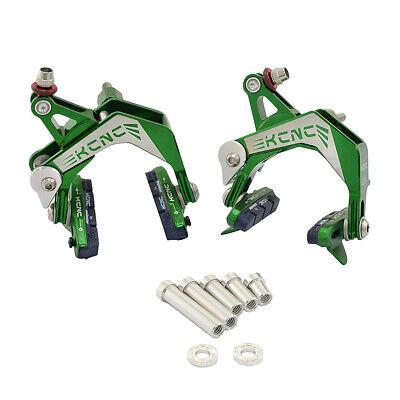 Designed For Road Bike Wide Wheel Rim SLR F+R KCNC CB9 Road Caliper Brake Set