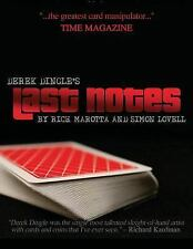 Derek Dingle's Last Notes: By Lovell, Simon Marotta, Rich