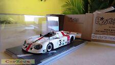 1:43 Bizarre Lola T381 Ford, 24h Le Mans 1979, #3