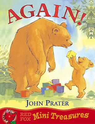 1 of 1 - Again! (Red Fox Mini Treasure), Prater, John, Very Good Book