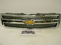 Factory Genuine Gm Silverado 1500 Grille Grill Assembly With Emblem
