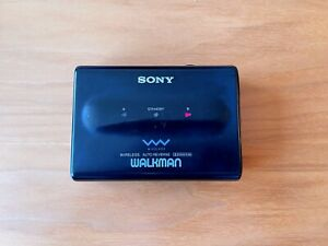SONY WM-805 Cassette Player Walkman Refurbished Excellent Working Condition