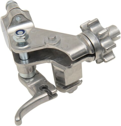 Standard Clutch Perch with Hot Start Lever Polished Moose Racing 0615-0037