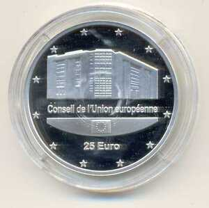 Luxembourg-Presidency-EU-Council-Silver-25-Euro-2005-PROOF