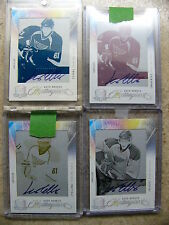 09-10 The Cup RC Rookie Masterpieces Printing Plate AUTO #MAS-219 LARS ELLER 1/1
