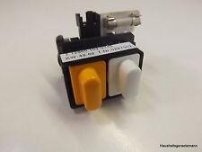 Miele 2fach 2er Drucktastenschalter Tastensatz Rafi 2.12900 T.Nr 5227502