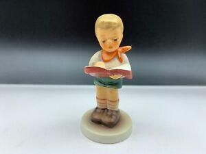 Hummel-Figurine-2087-B-Abc-Hour-3-7-8in-1-Choice-Top-Zustand
