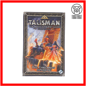 The-Firelands-Expansion-for-Talisman-The-Magical-Quest-Revised-4th-Edition