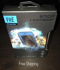 "iPhone 6s / Authentic Lifeproof Fre Waterproof-Case  ""Blue""   FREE SHIPPING!"