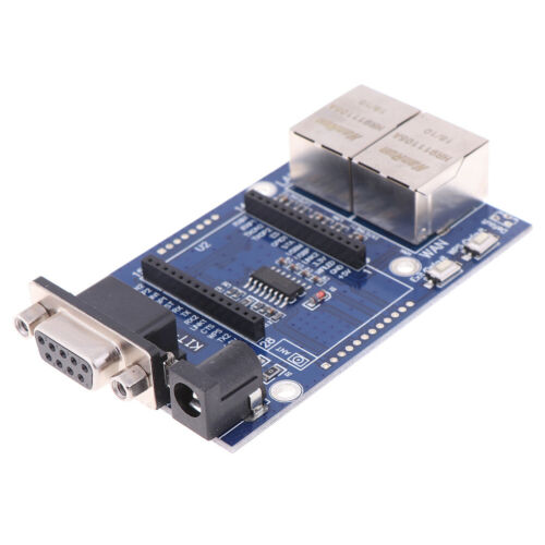 HLK-RM04 TCP IP Ethernet Converter Module Serial UART RS232 to WAN LAN WIFRCUS