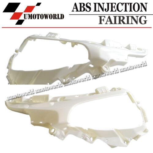 Unpainted Left/&Right Side Headlight Fairing for Honda GoldWing 1800 GL 2012-2015