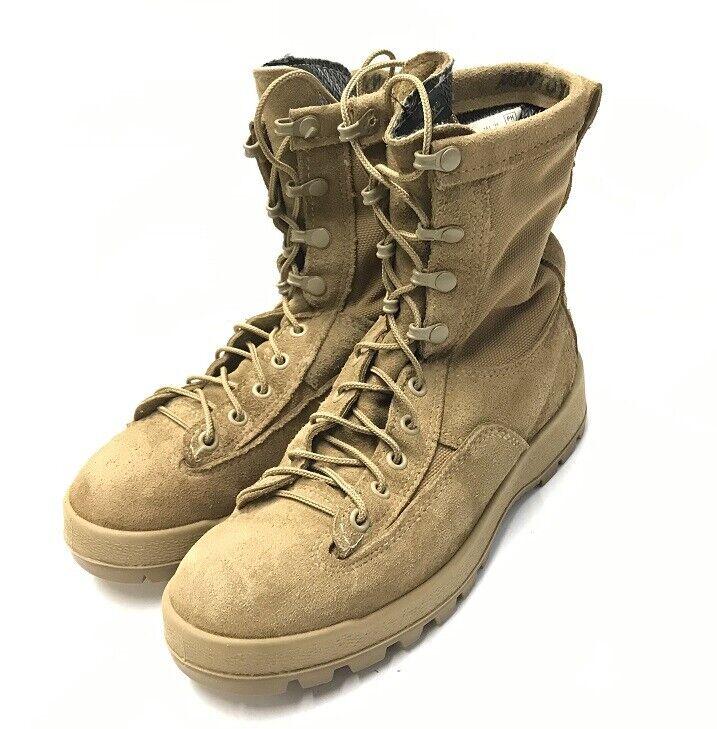 US Army McRea Crewman Scorpion AR670 coyote Outdoor Stiefel Stiefel Stiefel 6.5 39