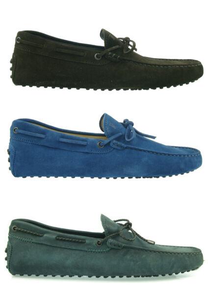 % Tod's Mocassino Uomo Scarpe Shoes Loafers Herrenschuhe Man Mokassin 100%aut.p2 100% Original