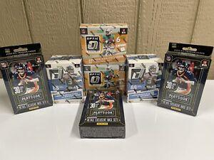 Dallas Cowboys 2020 Panini Donruss Optic Playbook Football 7 Box Case Break