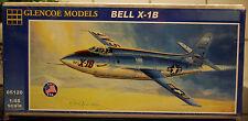 Bell X 1 - B, 1:48, Glencoe 5120