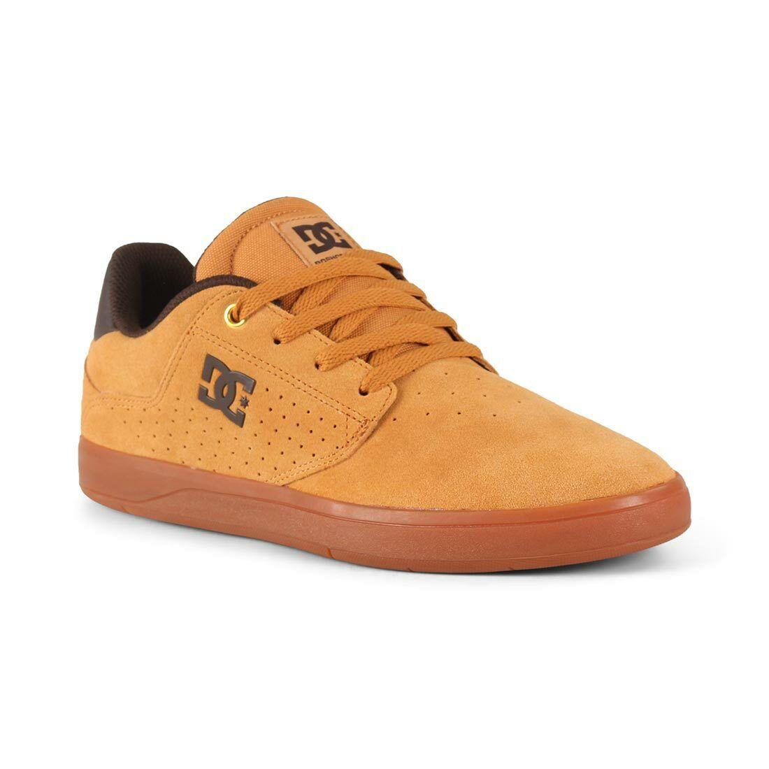 DC Plaza TC S shoes - Tan   Gum