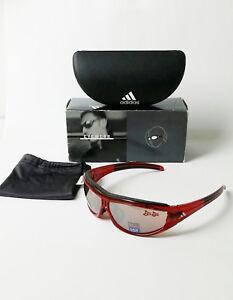 precio baratas en pies imágenes de nuevo diseño Adidas Evil Eye Pro A127 00 6059 Frames Red Authentic Sunglasses ...