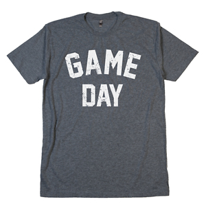 ef85c83582a1 GAME DAY T Shirt Tailgating Tailgate Party College Football Baseball ...