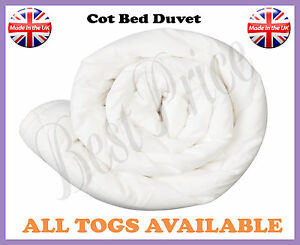 Anti-Allergic-Cot-Bed-Duvet-Quilt-For-Baby-Nursery-Toddler-All-Sizes-Available