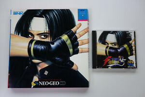 THE-KING-OF-FIGHTERS-95-KOF-Special-Item-Box-SNK-Neo-Geo-CD-JAPAN