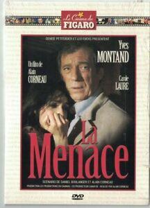 DVD-SLIM-LA-MENACE-YVES-MONTAND-LE-FIGARO-NEUF-SOUS-BLISTER
