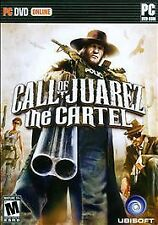 Call of Juarez The Cartel PC Game DVD ROM