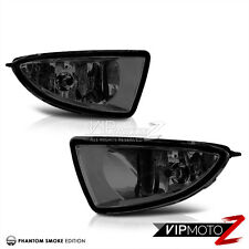 Smoke Left+Right Front Bumper Fog Light Lamp 04-05 Honda Civic 2/4DR DX/GX/LX/EX