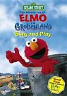 Elmo in Grouchland Sing and Play 0074645161792 With Kevin Clash DVD Region 1