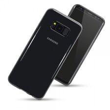 Samsung Galaxy S8 Genuine Impact Resistant Rugged Case Flexible Gel Black