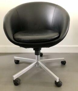 Sedia Poltrona Girevole.Dettagli Su Ikea Skruvsta Sedia Da Ufficio Poltrona Girevole