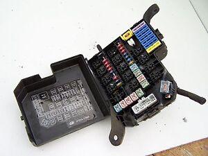 hyundai matrix fuse box 91201 17670 2001 2004 ebay rh ebay co uk 2004 Matrix XR hyundai matrix 2004 fuse box