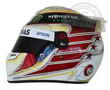 Lewis Hamilton 2016 Season Formula 1 F1 Replica Helmet Scale 1:1 Helm Casque
