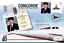 miniature 10 - Extremely-Rare-Own-10-Concorde-Captains-Signed-Covers-Ltd-Edt-750