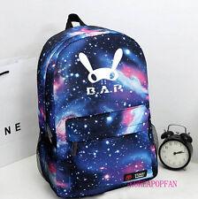 BAP B.A.P YONGGUK HIMCHAN ZELO BAG BACKPACK SCHOOLBAG BLUE KPOP NEW