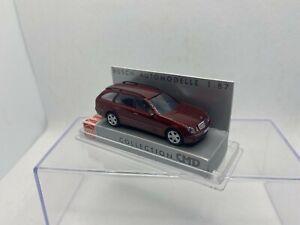 Busch 1:87 Mercedes Benz E Klasse T Modell Cmd