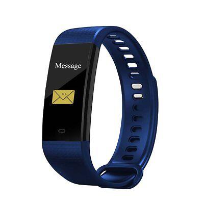 Y5 Plus Bluetooth Smart Watch Bracelet Heart Rate Monitor Sport Fitness Tracker
