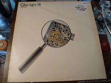 "CHICAGO ""CHICAGO 16"" 1982 LP WARNER LABEL K99235 IN VERY GOOD CONDITION"
