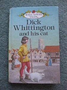 Dick Wittington amp his Cat Vintage Ladybird book 606D Well Loved Tales 60p matt - Wales, United Kingdom - Dick Wittington amp his Cat Vintage Ladybird book 606D Well Loved Tales 60p matt - Wales, United Kingdom